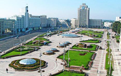 Семашко приветствует открытие вМинске Торгового дома Азербайджана