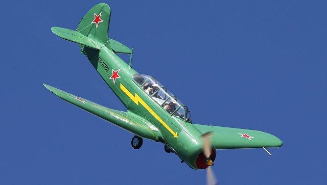 Два человека погибли вкрушении легкомоторного самолета вПодмосковье