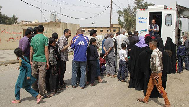 Иракская армия штурмует последний район Мосула, занятый боевиками