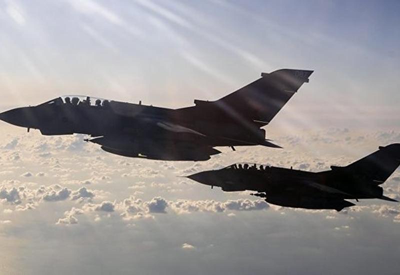 СМИ: британские истребители подняли по тревоге из-за российских самолетов