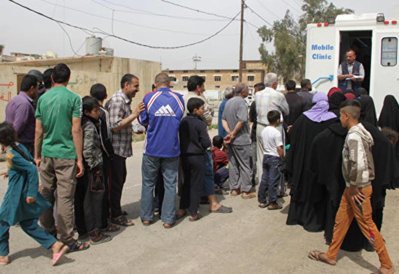 """Женщинам в освобожденной от """"ИГ"""" части Мосула запретили носить никаб"""