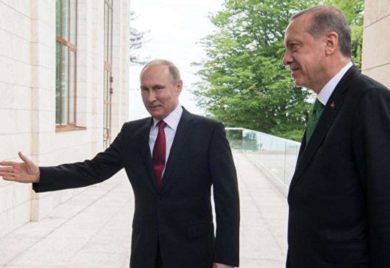 Путин и Эрдоган обсудили по телефону отмену ограничений