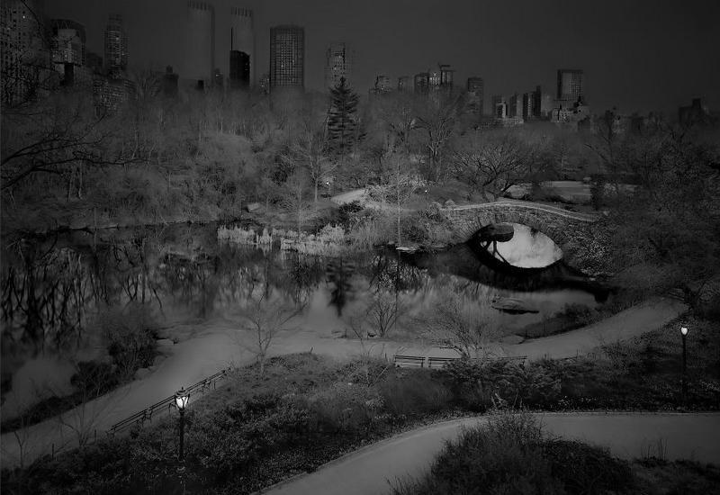 """Центральный парк Нью-Йорка в снимках фотографа, страдающего бессонницей <span class=""""color_red"""">- ФОТО</span>"""