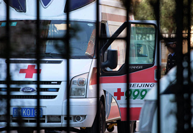 В Китае обрушилось здание, есть жертвы