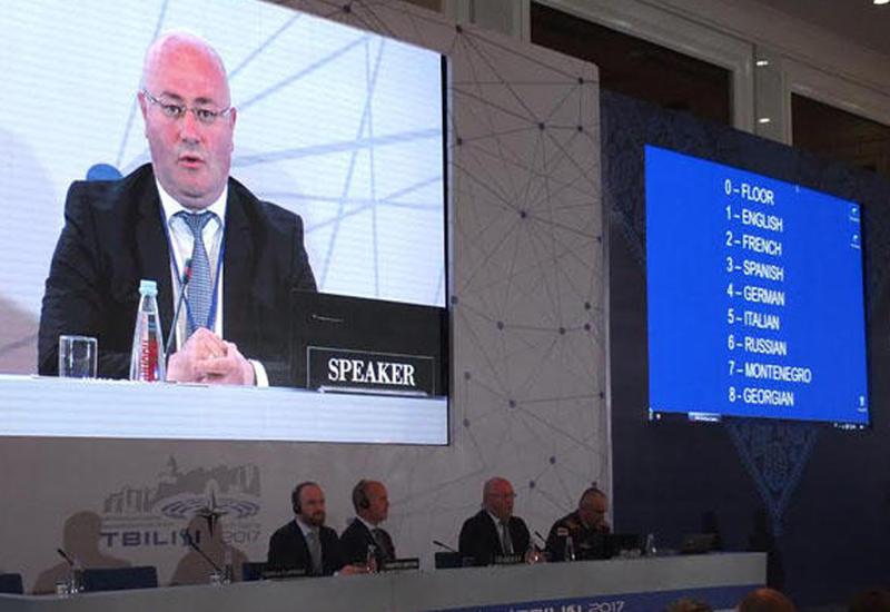 """Министр обороны Грузии: Азербайджан - наш стратегический партнер <span class=""""color_red"""">- ФОТО</span>"""
