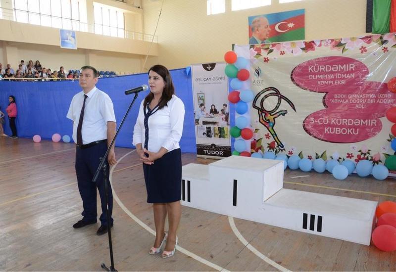 Азербайджан уже известен в мире как спортивная страна - замглавы ИВ