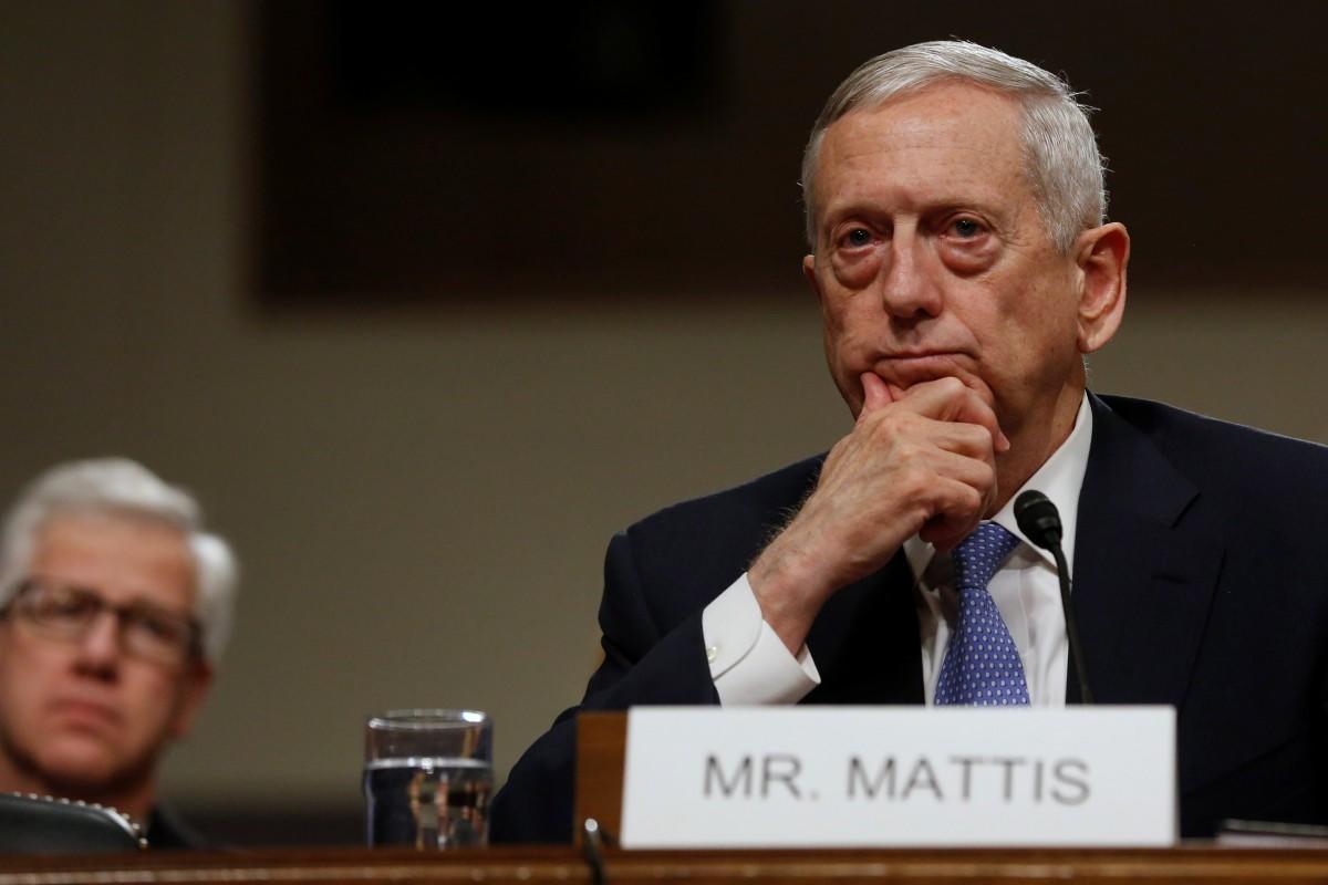 Руководитель Пентагона: вражда сКНДР будет худшим развитием событий