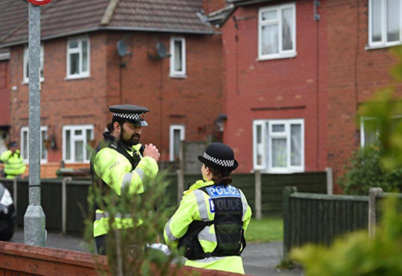 Взрыв в Манчестере при полицейской операции после теракта