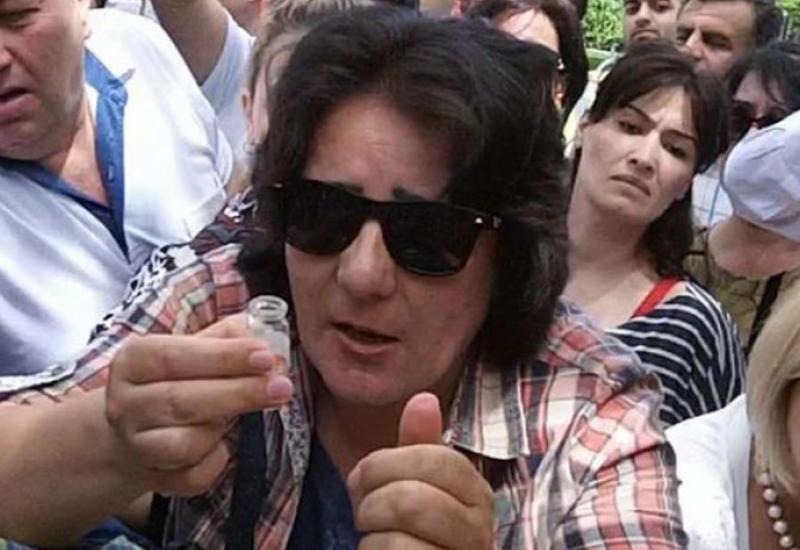 Арест Гёзаль: Али Керимли обиделся и выразил решительное неудобрение