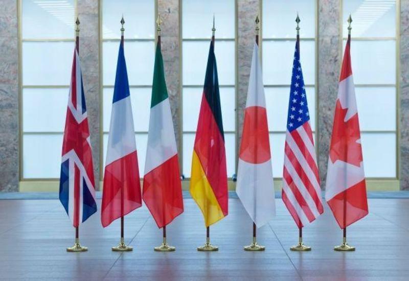 Лидеры G7 выступили за соблюдение территориальной целостности государств