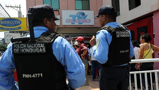 Напереполненном стадионе вГондурасе произошла давка. большое количество погибших