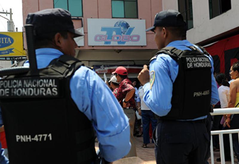 Давка на стадионе в Гондурасе унесла жизни четырех человек