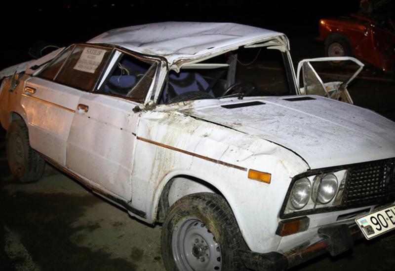 "Мужчина, женившийся месяц назад, погиб в страшной аварии в Баку <span class=""color_red"">- ФОТО</span>"