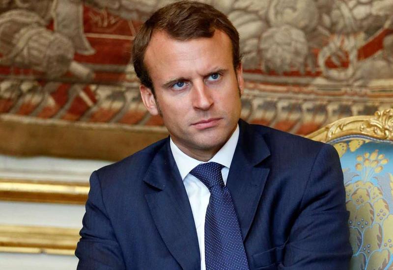 Макрон призвал не допустить распада Сирии