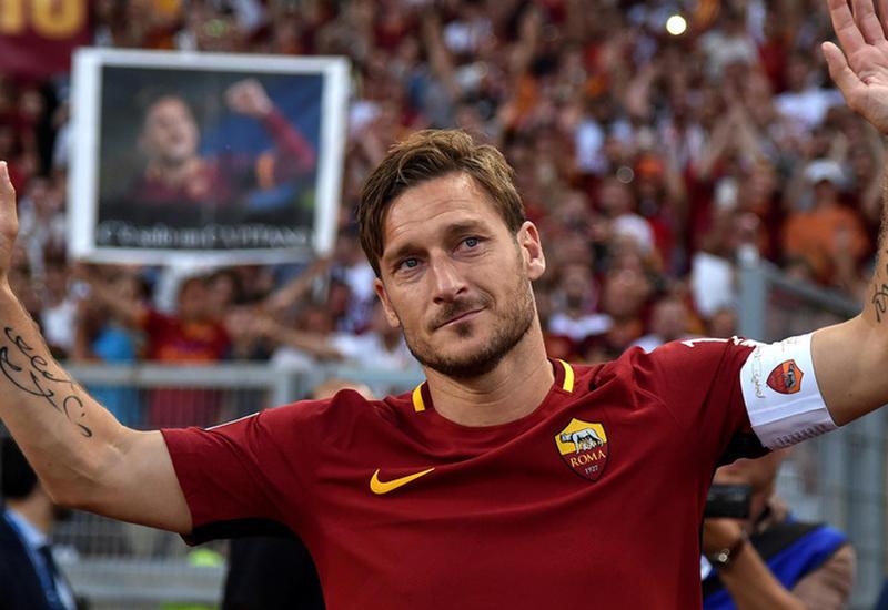"""Франческо Тотти провел последний матч в карьере <span class=""""color_red"""">- ВИДЕО</span>"""
