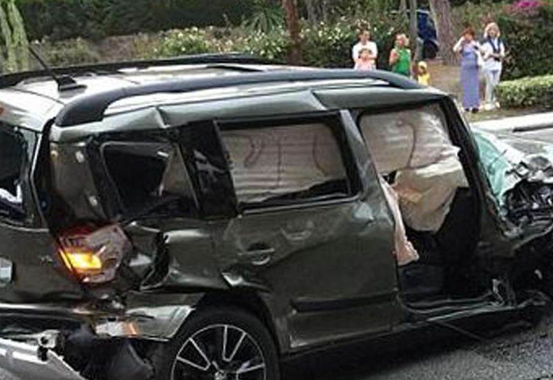 """Машина наехала на толпу людей в Испании, есть пострадавшие <span class=""""color_red"""">- ВИДЕО</span>"""