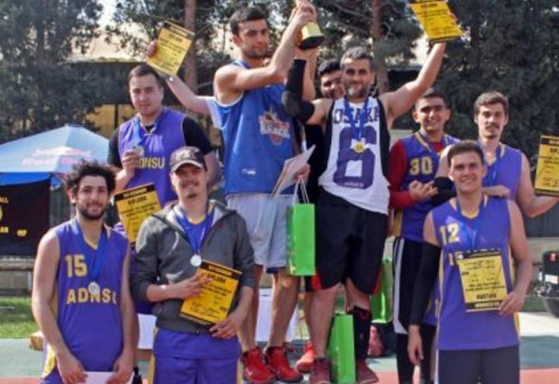 "Команда ""F6P"" стала победителем турнира по баскетболу 3x3"