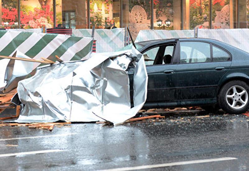 """Ураган в Москве, есть погибшие и пострадавшие <span class=""""color_red"""">- ФОТО</span>"""