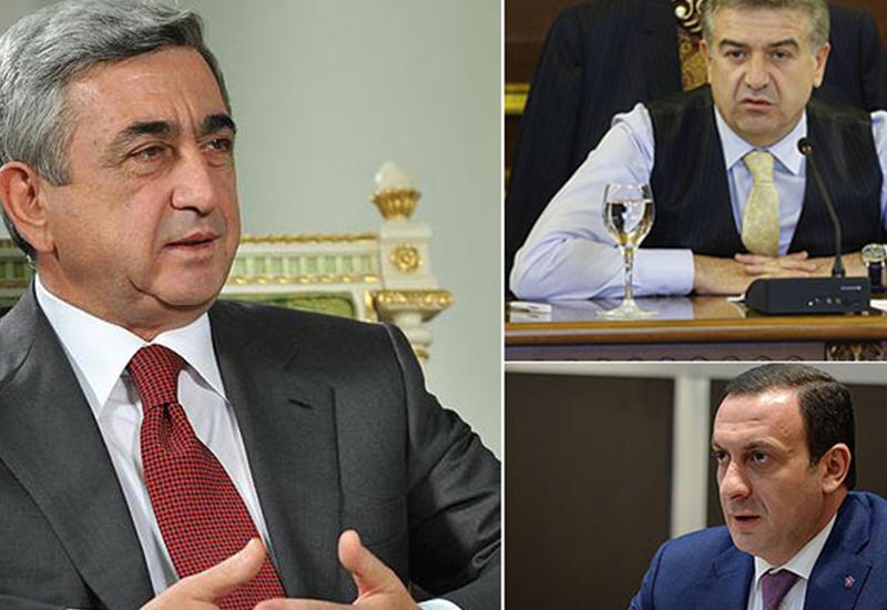 Саргсян установил слежку за премьер-министром