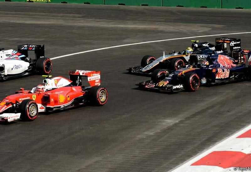 Иностранцы раскупили билеты на Гран-при Азербайджана Формулы-1