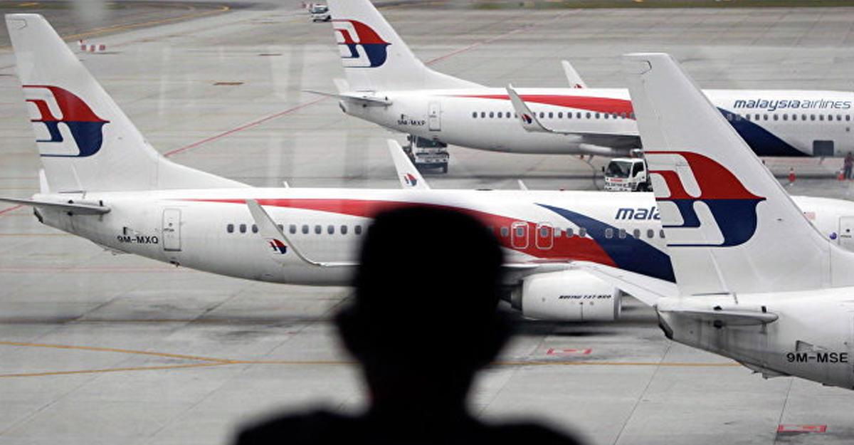 Вернулся ваэропорт: наборту лайнера Malaysia Airlines случилось неимоверное ЧП