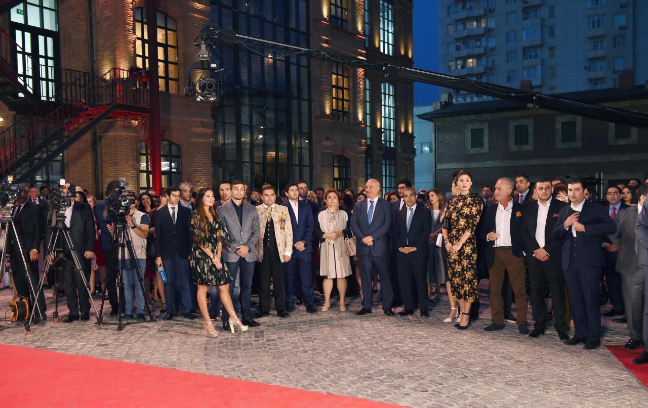Состоялась церемония официального открытия административного здания Baku Media Center