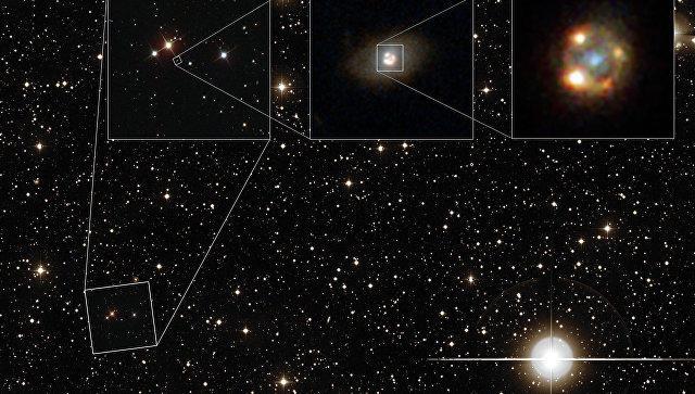 Ученые впервый раз взвесили звезду, подтвердив теорию Эйнштейна