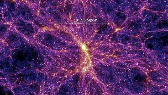 Германские ученые подтвердили, что Вселенная родилась врезультате огромного Взрыва