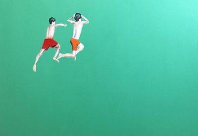 """Картинная галерея"" Day.Az: Связь человека с морем <span class=""color_red"">- ФОТО</span>"