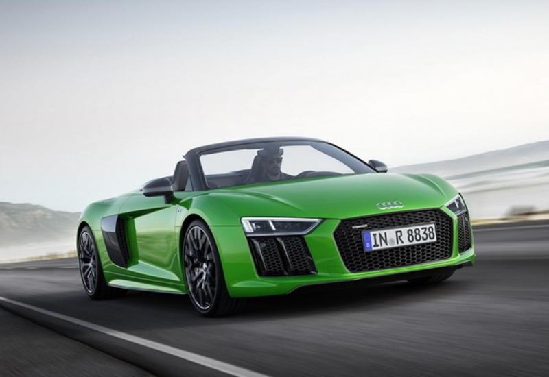 "Audi представила свою самую мощную открытую модель <span class=""color_red"">- ФОТО</span>"