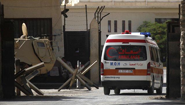 Впригороде Каира произошел взрыв, погиб полицейский