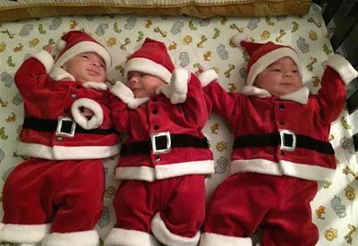 У новорожденных тройняшек обнаружили синдром, который удивил врачей