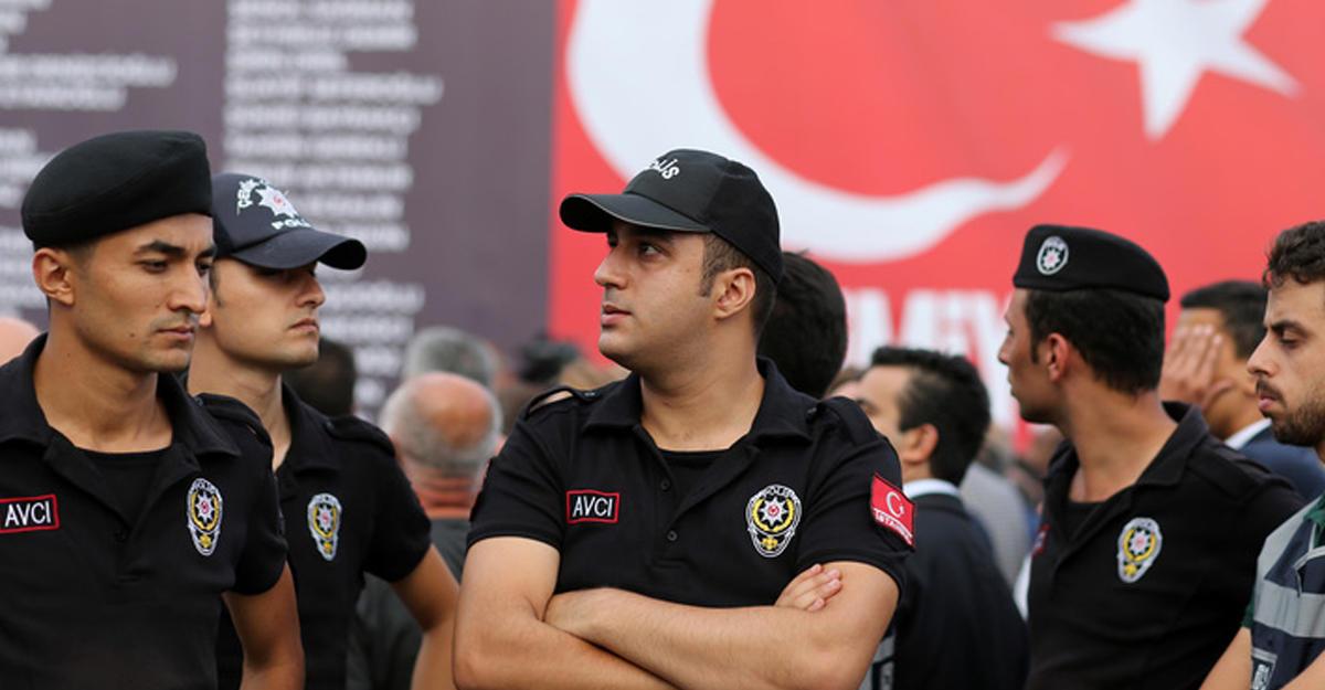 Генконсульство США вСтамбуле сообщило овозросшей угрозе терактов
