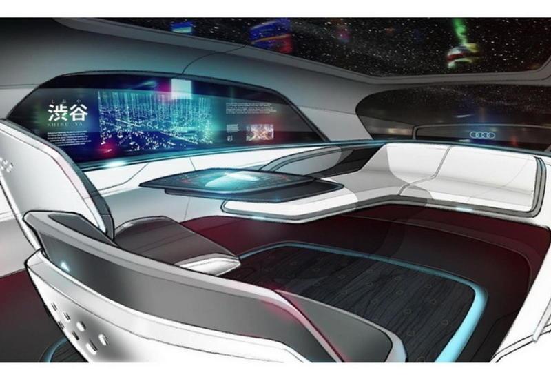 """Audi построила дальнобойную """"комнату для отдыха"""" <span class=""""color_red"""">- ФОТО</span>"""