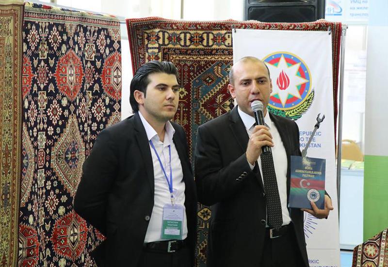 "Азербайджан был представлен на Eurasian Book Fair-2017 <span class=""color_red"">- ФОТО</span>"