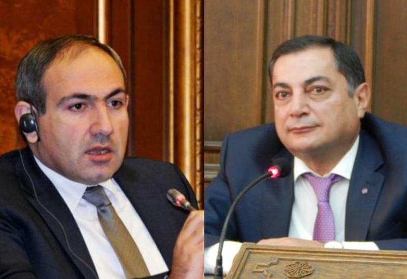 "Скандал в армянском парламенте: ""Так дам бутылкой, вообще..."""