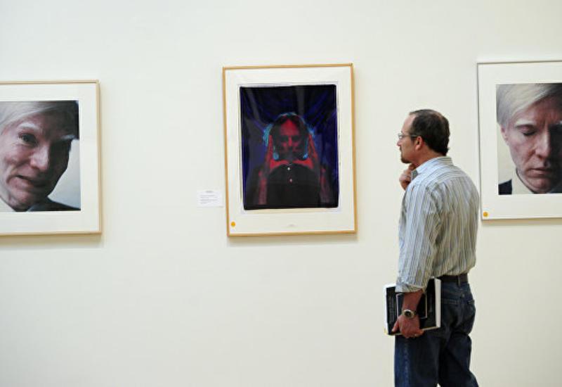 """Первое селфи Энди Уорхола, выставленное на аукционе, оценили в $6,5 млн. <span class=""""color_red"""">- ФОТО</span>"""
