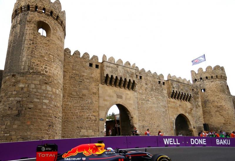 Баку открывает двери: в Азербайджане все готово к Гран-При Формулы-1