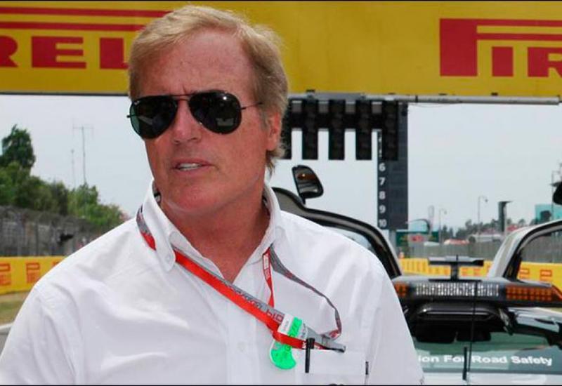 Дэнни Салливан – третий стюард Гран-При Азербайджана