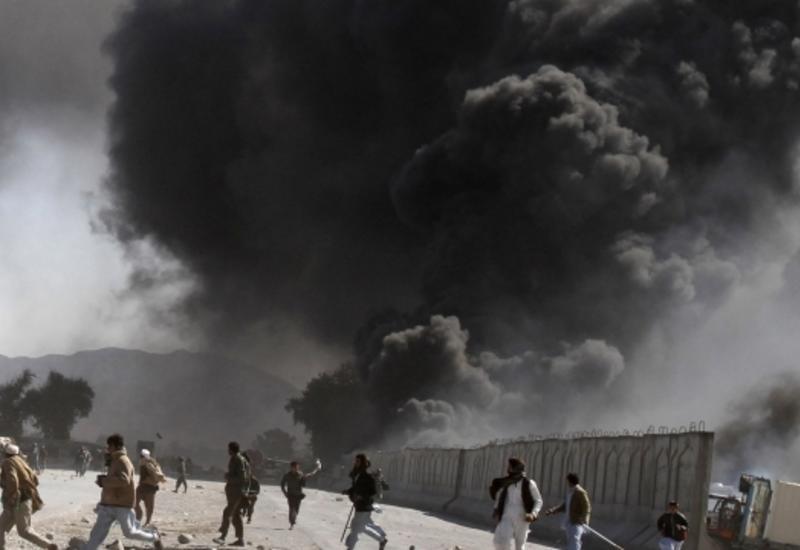 В Конго произошел взрыв, есть раненые