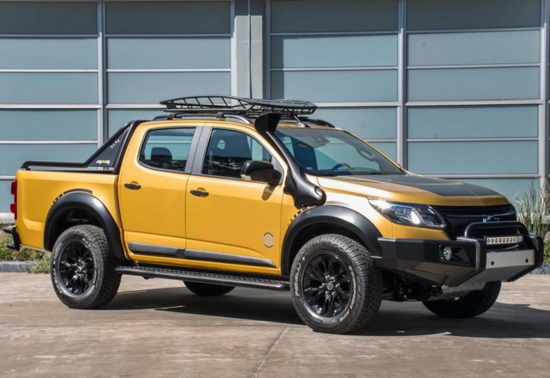 """Chevrolet подготовила небольшой пикап к латиноамериканскому бездорожью <span class=""""color_red"""">- ФОТО</span>"""