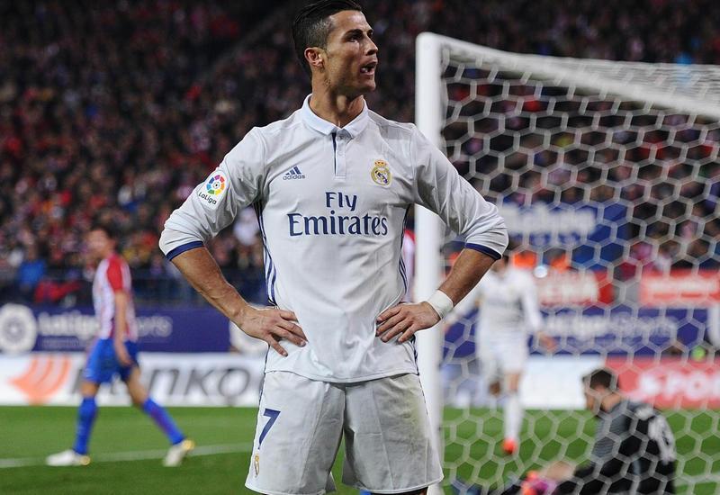 Роналду отказался выплачивать €14,7 млн налоговым органам Испании
