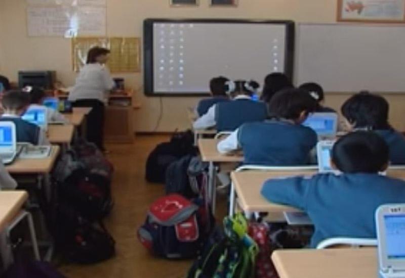 """Məktəbə hazırlığa cəlb ediləcək 5 yaşlı uşaqların sayı artırılacaq <span class=""""color_red"""">- VİDEO</span>"""