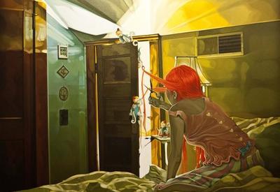 """""""Картинная галерея"""" Day.Az: Психоделическая цветовая палитра <span class=""""color_red"""">- ФОТО</span>"""