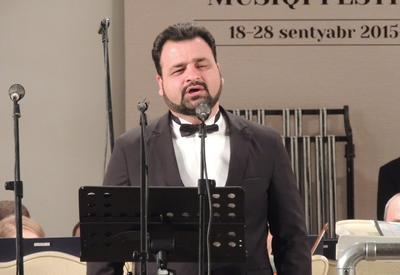 """Новый директор Гянджинской филармонии: """"Необходимо много и плодотворно работать"""""""