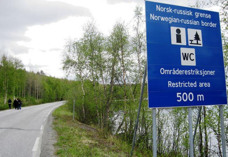 Армянских мигрантов задержали на арктической границе Норвегии