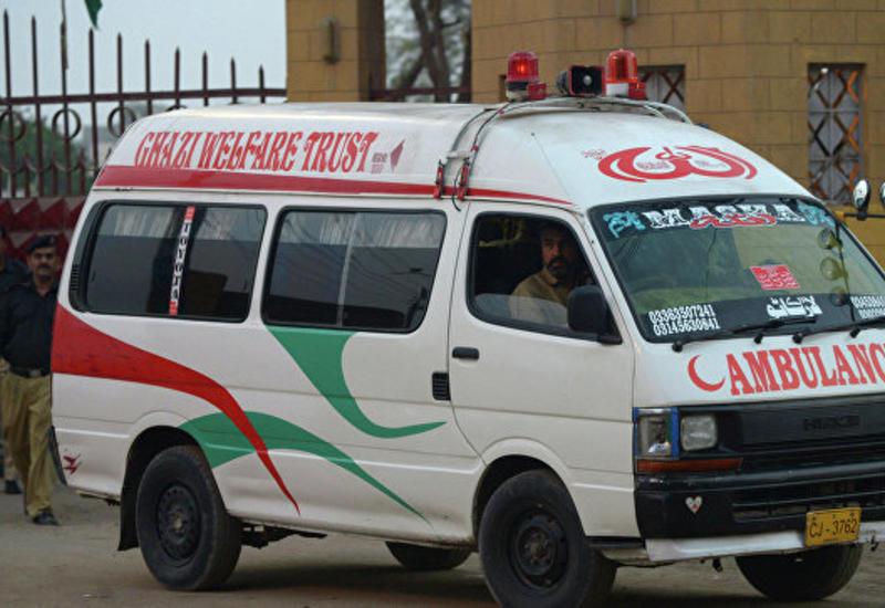 Серия взрывов в Пакистане, 25 погибших