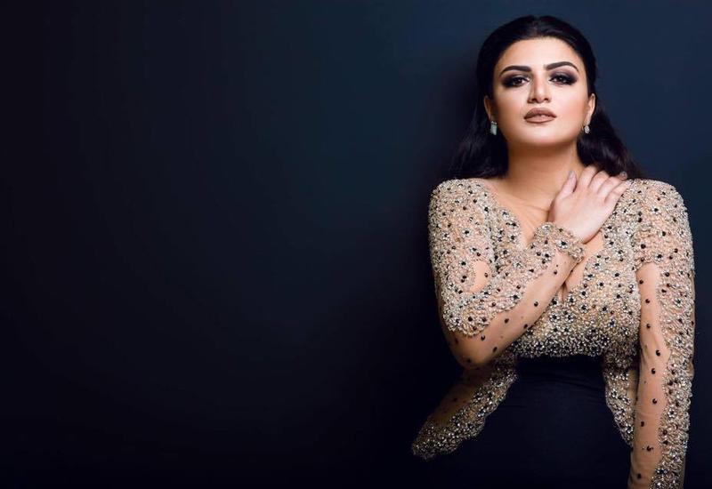 Азербайджанская певица вернулась на сцену