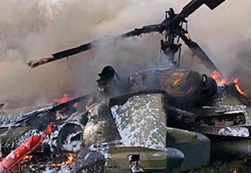 """В Греции разбился вертолёт, есть погибшие <span class=""""color_red"""">- ВИДЕО</span>"""