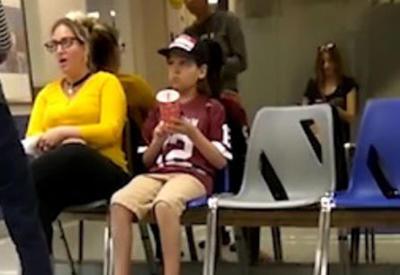"""Неприятный инцидент в канадской больнице <span class=""""color_red"""">- ВИДЕО</span>"""